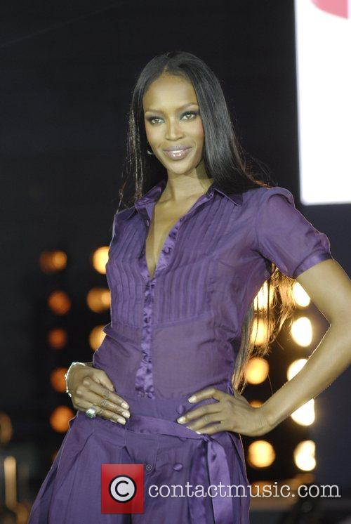 Naomi Campbell  GQ Style Night at the...