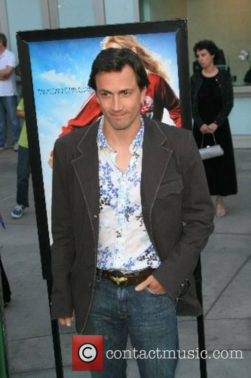 Andrew Shue 'Gracie' premiere at the ArcLight Theaters...