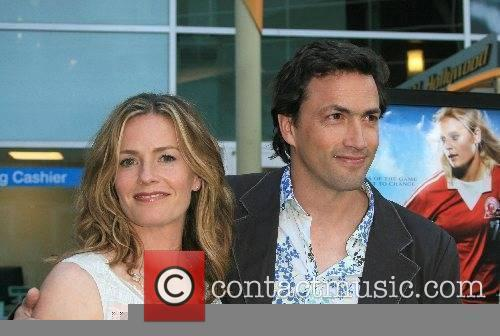 Elisabeth Shue and Andrew Shue 'Gracie' premiere at...