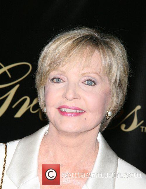 Florence Henderson 33rd Annual American Women In Radio...