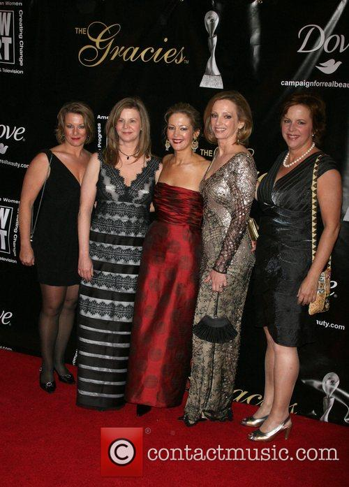 Guests 33rd Annual American Women In Radio &...