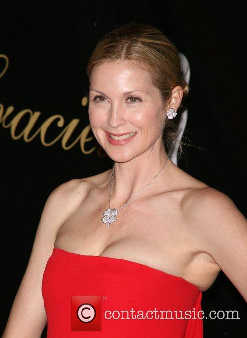 Kelly Rutherford 33rd Annual American Women In Radio...