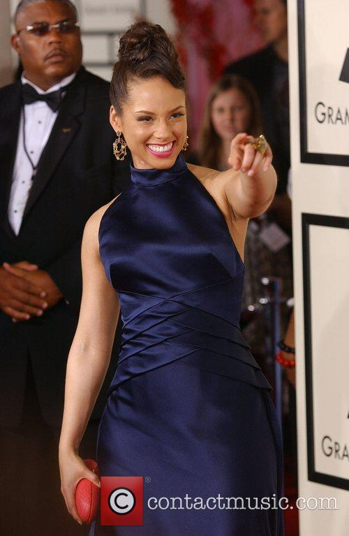 Alicia Keys, Grammy Awards, The 50th Grammy Awards and Grammy 1