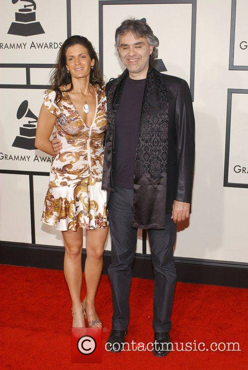 Andrea Bocelli and Guest The 50th Annual Grammy...