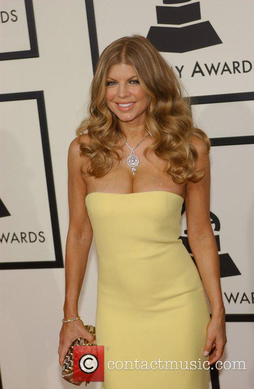 Fergie, The 50th Grammy Awards and Grammy 3