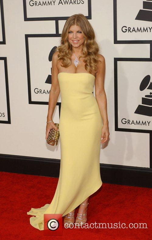 Fergie, The 50th Grammy Awards and Grammy 1