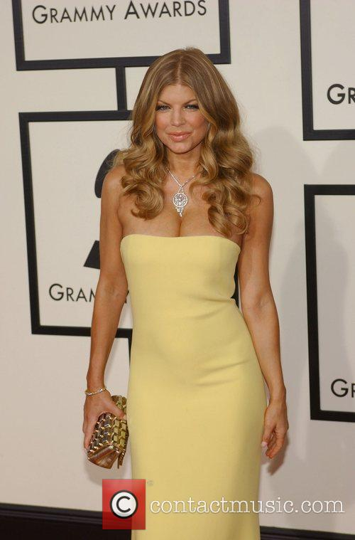 Fergie, The 50th Grammy Awards and Grammy 2