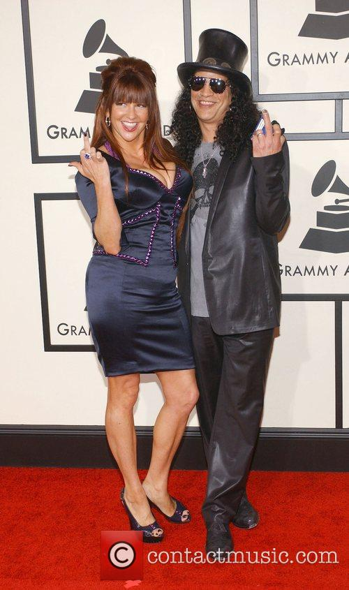 Slash, Grammy Awards, The 50th Grammy Awards and Grammy 10