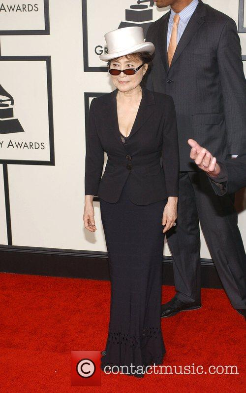 Yoko Ono, Grammy Awards, The 50th Grammy Awards, Grammy