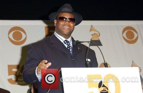 Jimmy Jam Announcement of nominations for the 50th...