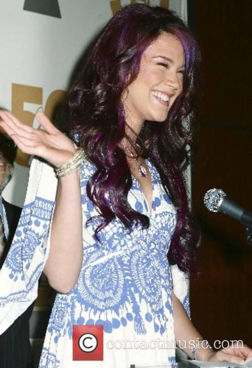 Joss Stone, Grammy Awards, Staples Center
