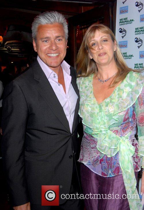 David Ian and Guest Grease Charity Gala -...