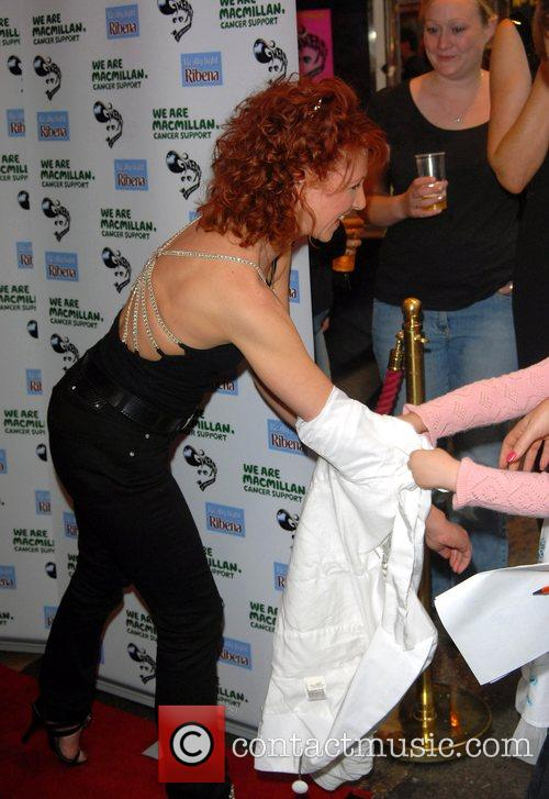 Bonnie Langford Grease Charity Gala - Aftershow Update...