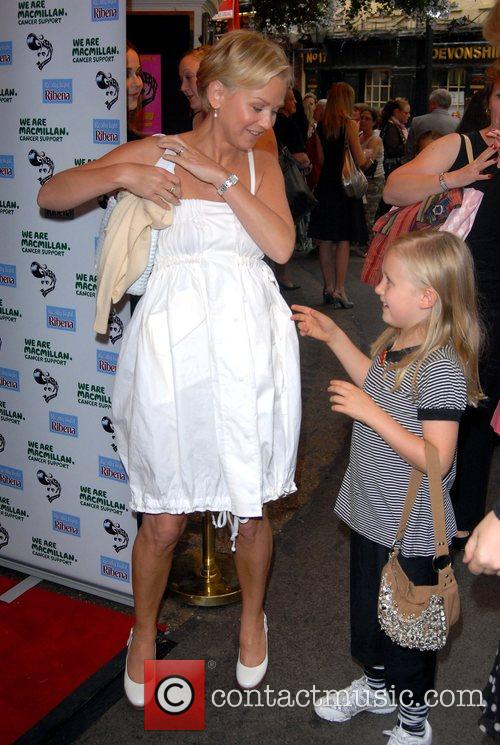 Lisa Maxwell and Guest Grease Charity Gala -...