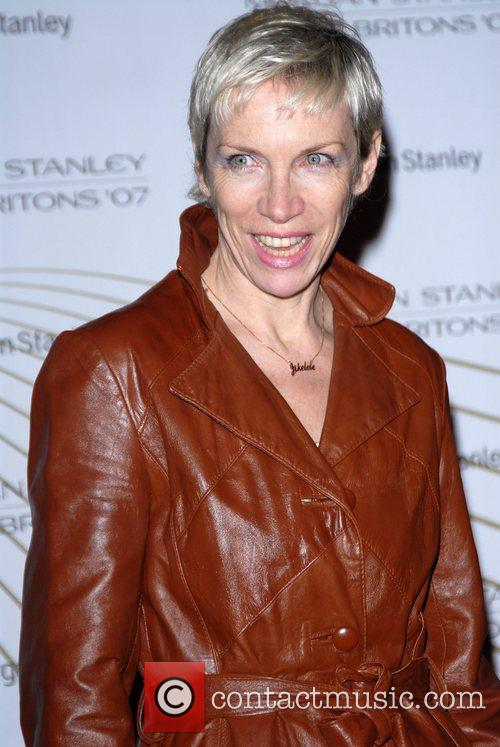 Annie Lennox Morgan Stanley 'Great Britons Awards' at...