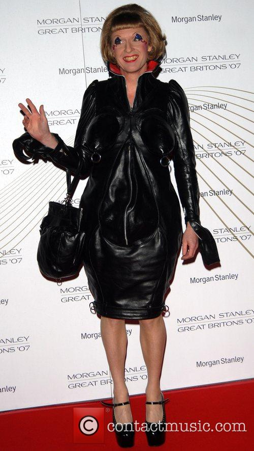 Grayson Perry Morgan Stanley 'Great Britons Awards' at...