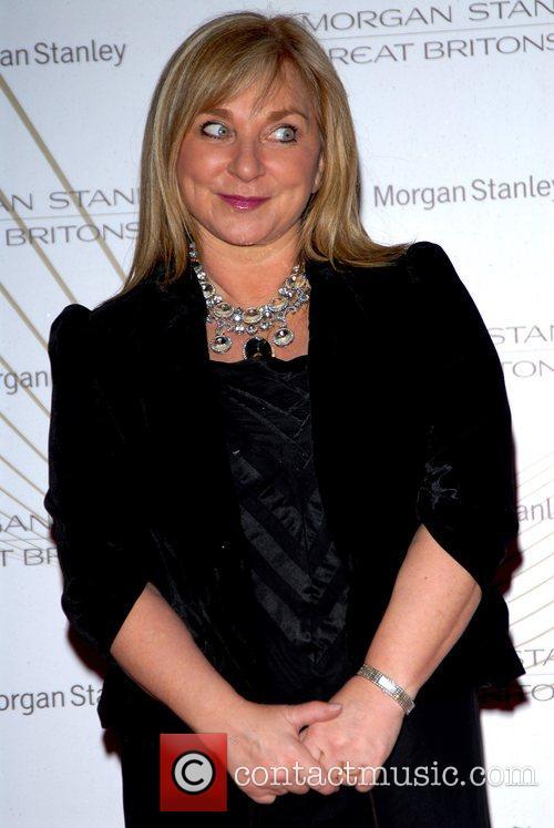 Helen Lederer Morgan Stanley 'Great Britons Awards' at...