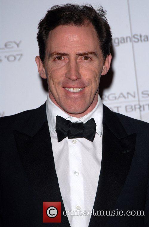 Rob Brydon Morgan Stanley 'Great Britons Awards' at...