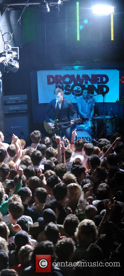 'The Young Knives' perform live on stage 2008...