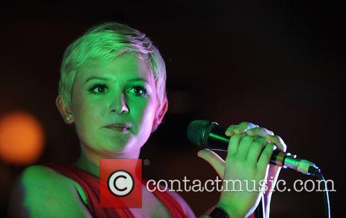 Alphabeat perform live on stage 2008 Great Escape...