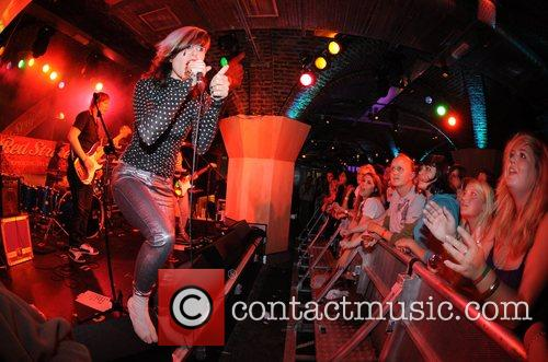 Sue Denim! of 'Robots in Disguise' performs live...