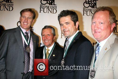 John Elway, Gary Player, Gil De Ferran, Gino...