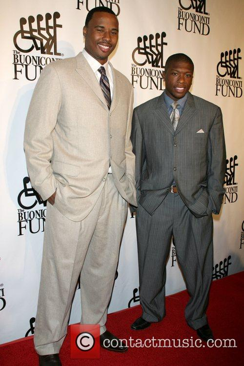 Quentin Richardson and Nate Robinson The 22nd Anniversary...