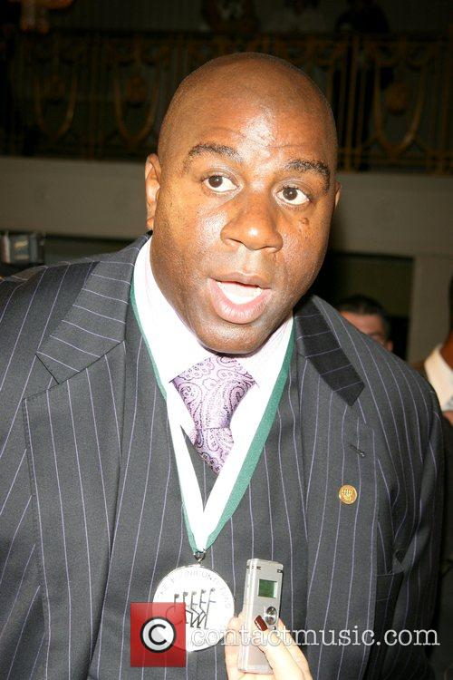 Earvin Magic Johnson The 22nd Anniversary Great Sports...