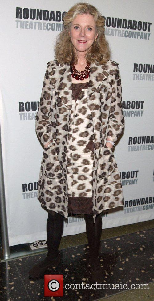 Blythe Danner attending Feeling Groovy: Pop Songs of...