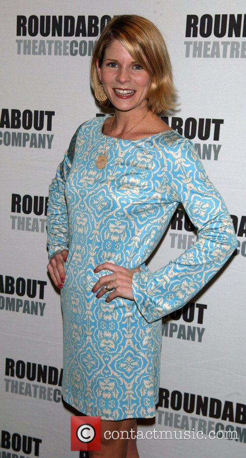 Kelli O'Hara attending Feeling Groovy: Pop Songs of...