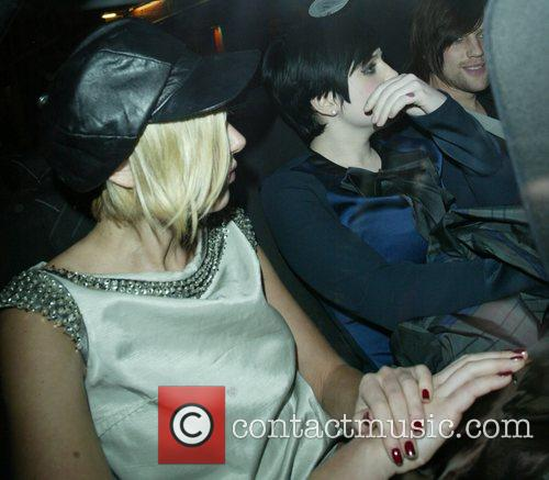Kimberly Stewart and Kelly Osbourne 2