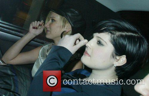 Kimberly Stewart and Kelly Osbourne 1