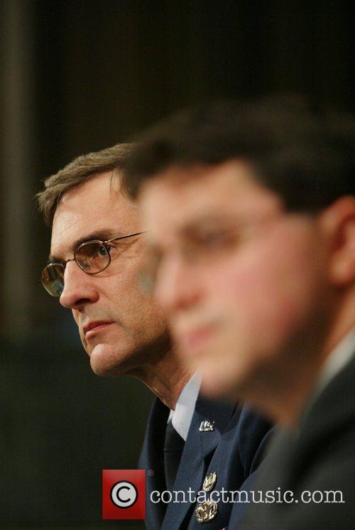 Brig. Gen. Thomas Hartman, Steven Engel The Senate...
