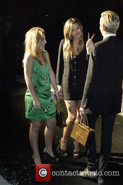 Cheyenne Tozzi Gucci Spring/Summer 2008 Collection Sydney, Australia