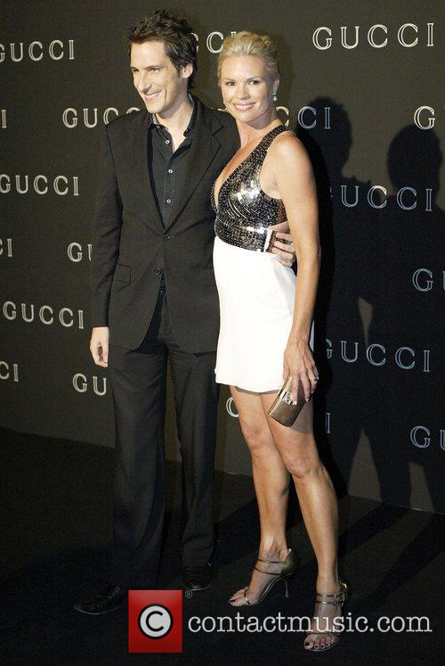 Sonia Kruger Gucci Spring/Summer 2008 Collection Sydney, Australia