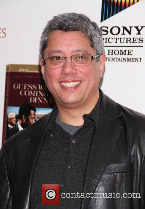 Dean Devlin and Hammer Museum 1