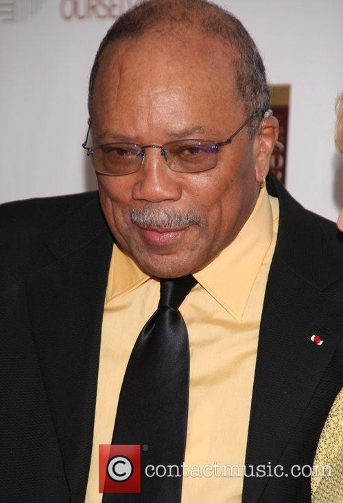 Quincy Jones 40th Anniversary Celebration of Stanley Kramer's...