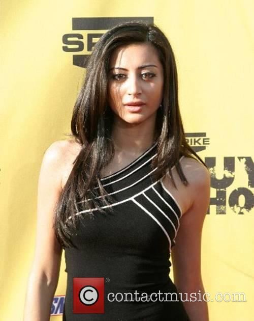 Noureen Dewulf First Annual Spike TV's