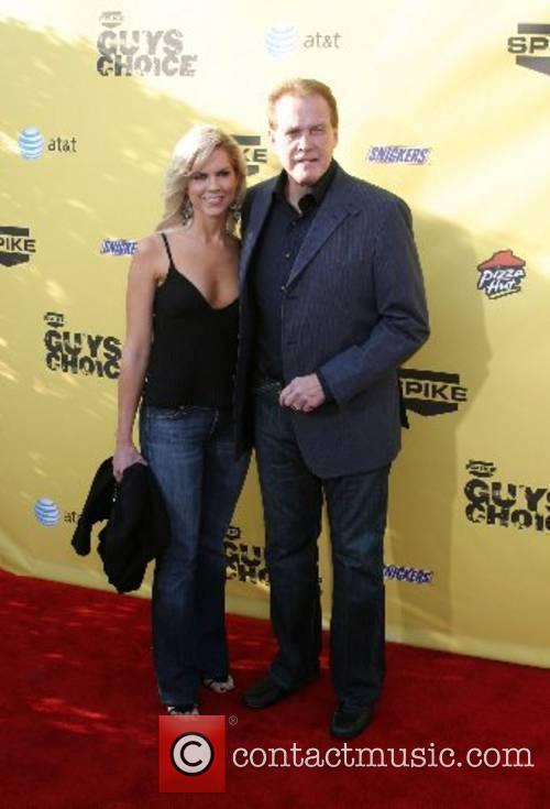 Lee Majors and guest First Annual Spike TV's...