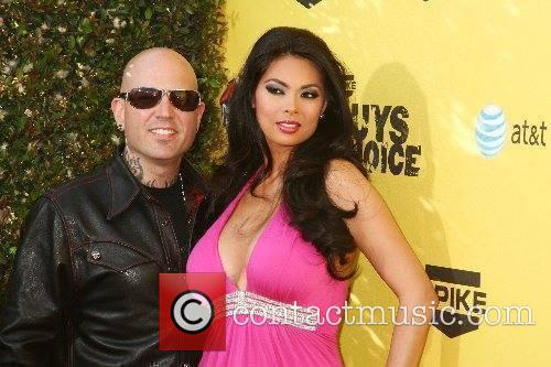Evan Seinfeld and Tera Patrick First Annual Spike...