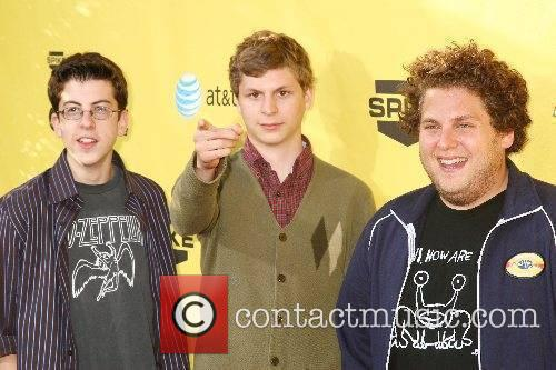 Christopher Mintz-Plasse, Michael Cera and Jonah Hill First...