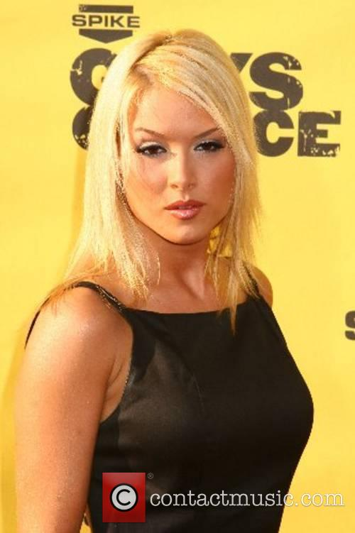 Tara Conner First Annual Spike TV's