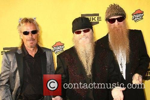 Frank Beard, Dusty Hill and Billy Gibbons of...