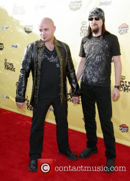 Disturbed First Annual Spike TV's