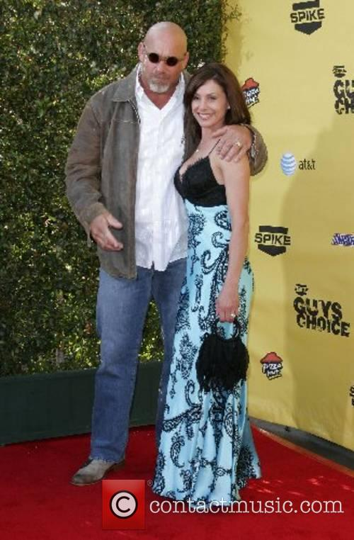 Bill Goldberg and guest First Annual Spike TV's...