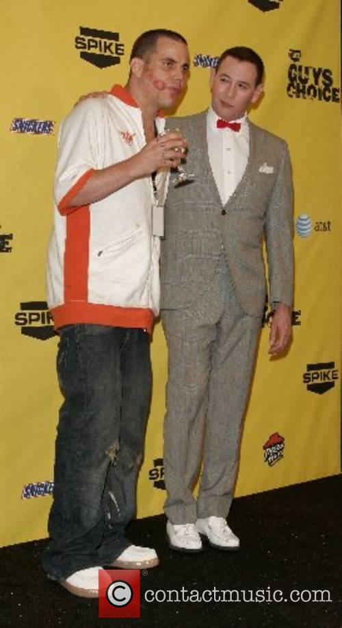 Steve O and Pee Wee Herman First Annual...