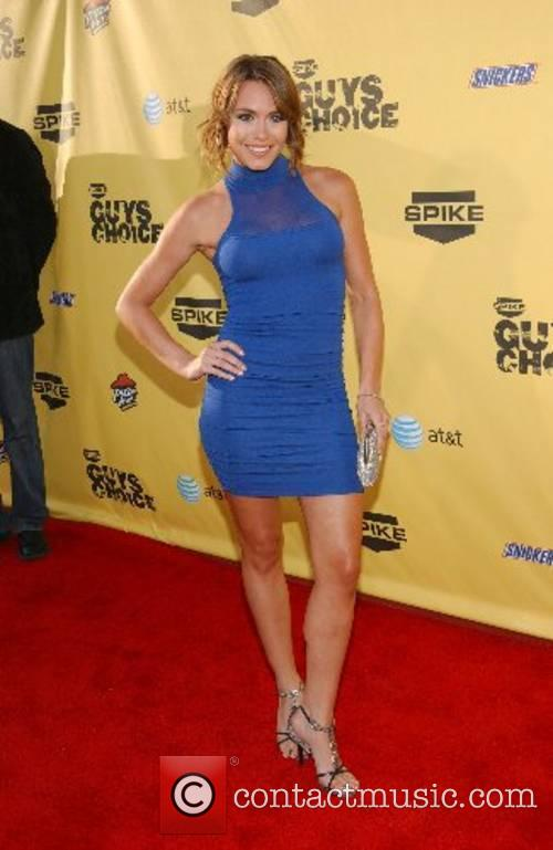 "Rachelle Leah, Spike TV's ""Guy Choice"" Awards, Radford Studios"