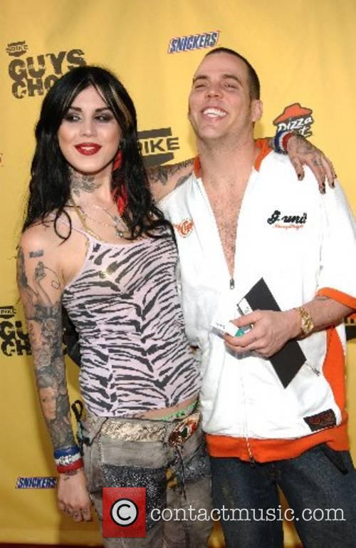 Kat Von D and Steve-O First Annual Spike...