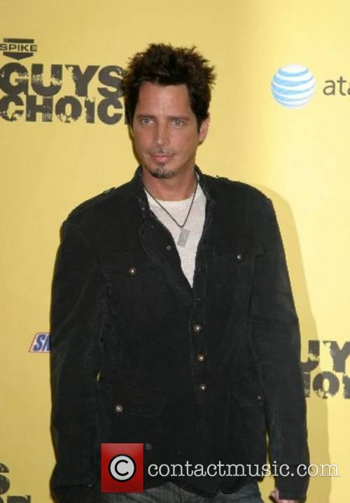 Chris Cornell First Annual Spike TV's