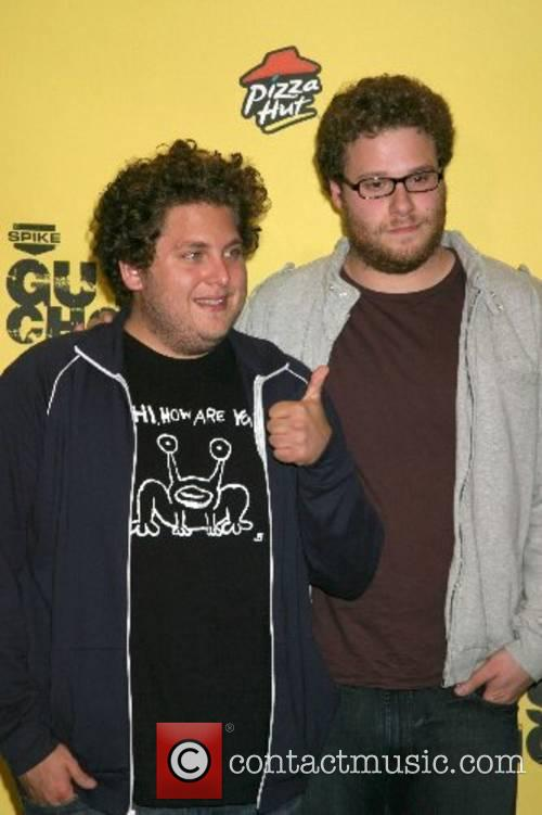Jonah Hill and Seth Rogen First Annual Spike...